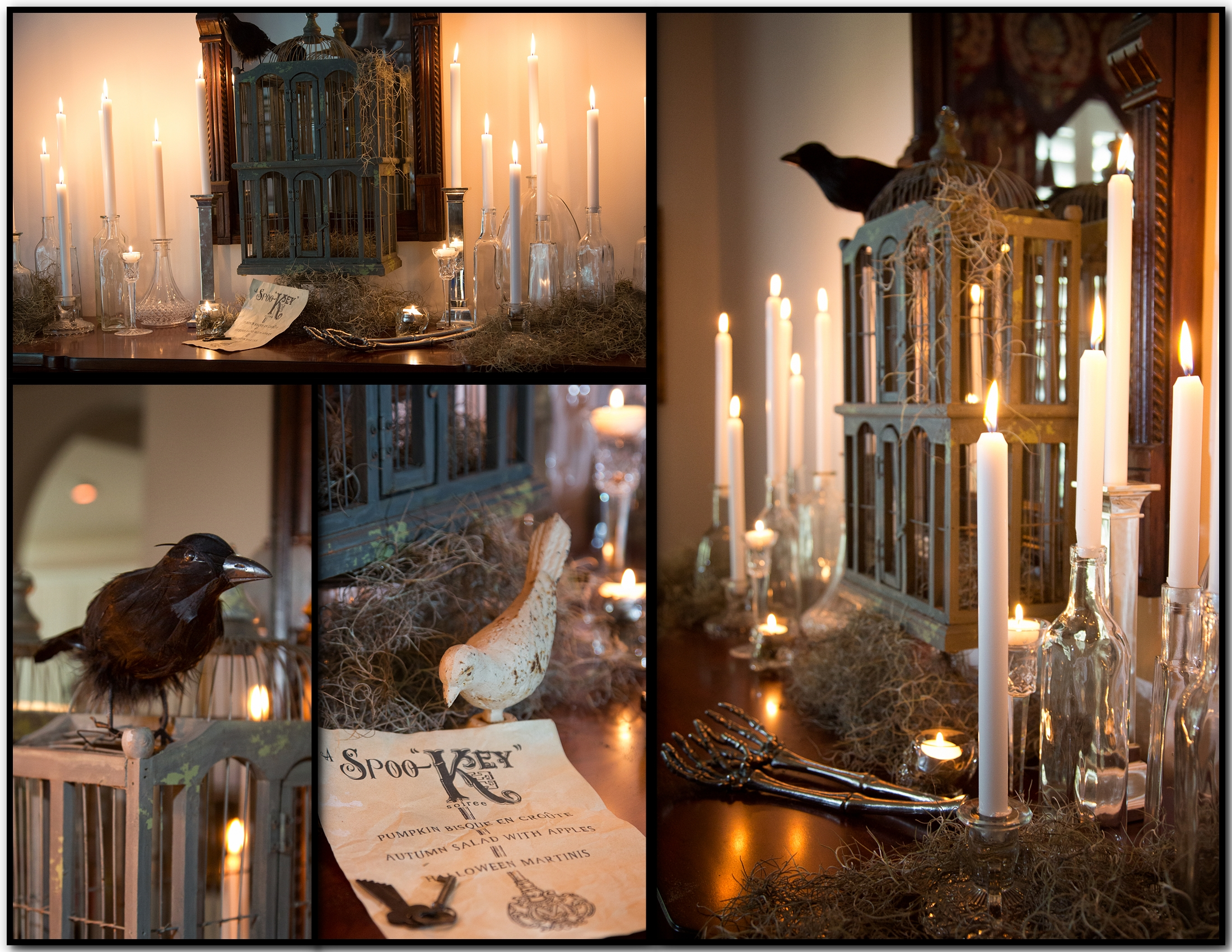 Tablescape by Plum Productions!
