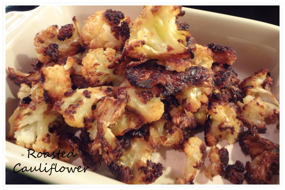 How To Roast Cauliflower Recipe — Dishmaps
