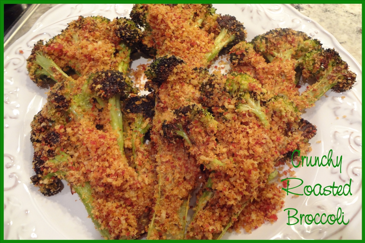 Crispy Broccoli Recipes — Dishmaps