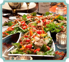 Vegetable Salad with Spicy Thai Vinaigrette (photography by Paul Nurnberg)