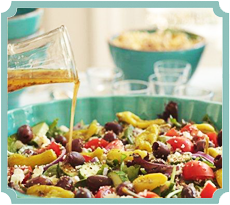 Greek Salad (photography by Paul Nurnberg)