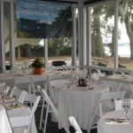 Beaufort Yacht and Sailing Club Wedding