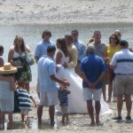 Wedding on the Sand Bar