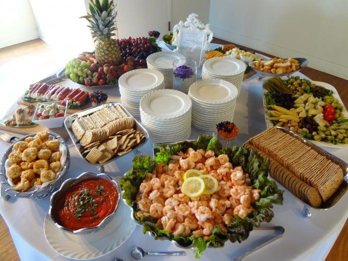 Catering By Debbi CovingtonUnique Food Stations