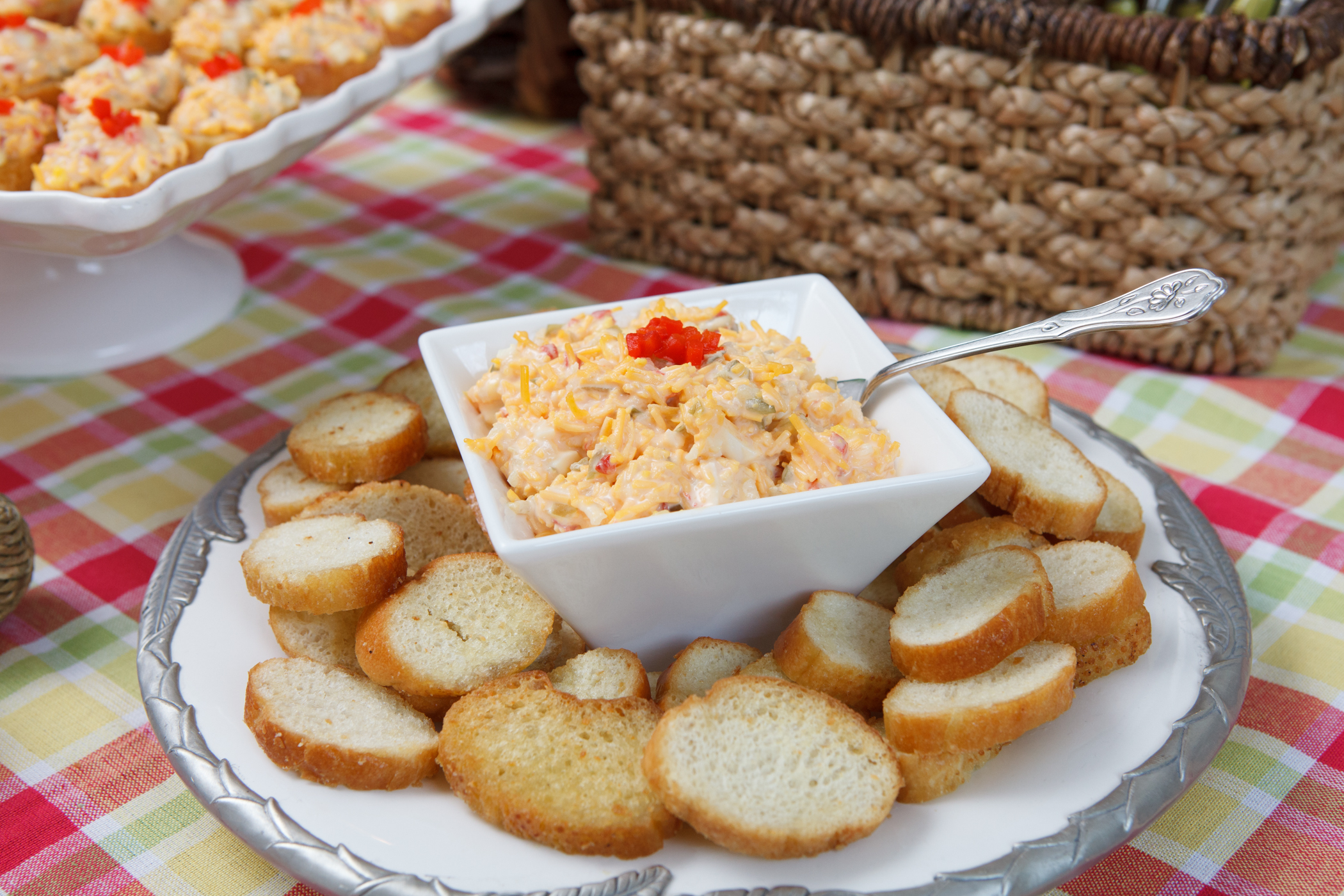 Pickled Pimento Cheese