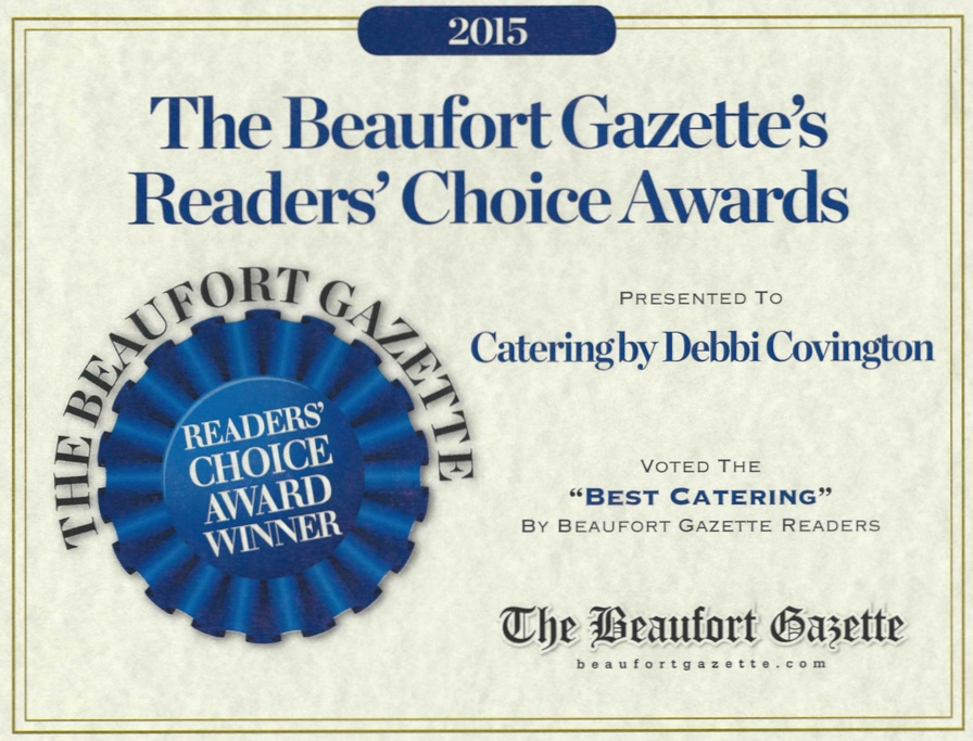 Best Catering 2015
